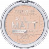 Pudra All Matt Plus – Shine Control 010, Catrice, 10g