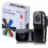 Mini Camera video spion  | MD80 | HD | 720p | acumulator intern
