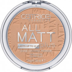 Pudra All Matt Plus – Shine Control 030, Catrice, 10g