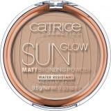 Pudra Sun Glow Matt Bronzing 030, Catrice, 9,5 g