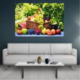 Tablou Canvas Fruits, Dimensiunea 80 x 50 cm