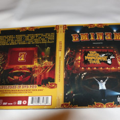 [DVD] Eminem - The Anger Management Tour  - concert dvd original