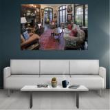 Tablou Canvas Room, Dimensiunea 80 x 50 cm