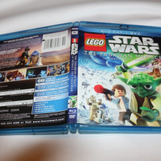 [BluRay] Lego Star Wars The Padawan menace - bluray original, BLU RAY, Engleza