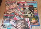 33 REVISTE ILUSTRATE colectie anii 1979-1982 Autoturism ziare reviste