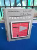 ILIE DAVIDESCU / CONSTANTIN ROSOGA - CARTEA ZIDARULUI - 1980