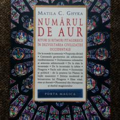 Numarul de aur - Matila C. Ghyka