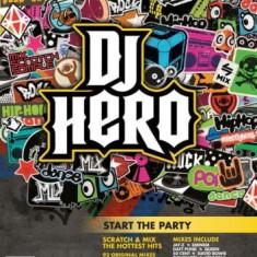DJ Hero - PS2 [SIGILAT], Board games, 3+, Multiplayer