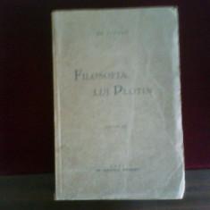 Gr. Tausan Filosofia lui Plotin, ed. a III-a