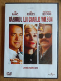 Razboiul lui Charlie Wilson (Tom Hanks, Julia Roberts, Philip Seymour Hoffman), DVD, Romana, universal pictures