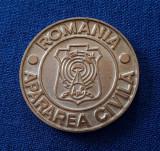Medalie Apararea Civila - Romania
