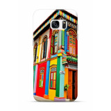 Husa Hardcase Samsung Galaxy S7 Edge Art 360, Plastic, Carcasa