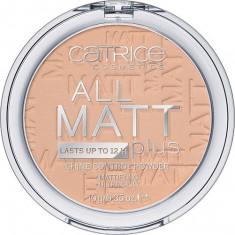 Pudra All Matt Plus – Shine Control 025, Catrice, 10g