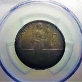 2 lei 1911 PCGS MS63