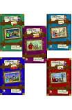 Caseta Calatoriile lui Robin (5 carti) - Ken si Angie Lake