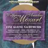 CD Clasic: W.A. Mozart - Eine Kleine Nachtmusik (+ concert oboi + concert fagot)