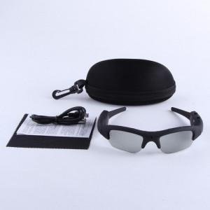 Ochelari DVR cu camera video incorporata spion  stocare card micro SD