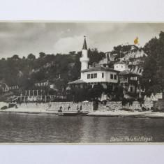 Balcic,carte postala foto circulata 1937, Fotografie