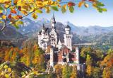 Puzzle Castorland - 3000 de piese - Castelul Neuschwanstein, Germania