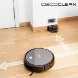 Robot Aspirator cu Mop și Rezervor de Apă Cecoclean Excellence 5042