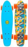 Free Flip Pennyboard lemn , 22,5in albastru, 23, Penny board
