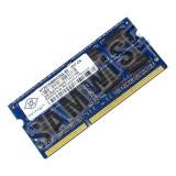Memorie 4GB NANYA DDR3 1600MHz SODIMM PC3L 1Rx8