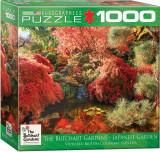 Puzzle Eurographics - 1000 de piese - Butchart Gardens Japanese Garden