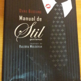 MANUAL DE STIL GENTLEMAN - OANA BUDLANU