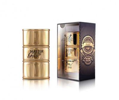 Parfum New Brand Master Essence Gold Women 100ml EDP foto
