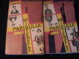 MISTERELE PARISULUI-EUGEN SUE-2 VOL-1=556 PG 2=620 PG-