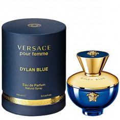 Versace Versace Pour Femme Dylan Blue EDP 100 ml pentru femei