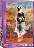 Puzzle Eurographics - 1000 de piese - Higasa-Haruyo Morita