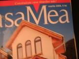 1 REVISTA- CASA MEA-MARTIE/2009-