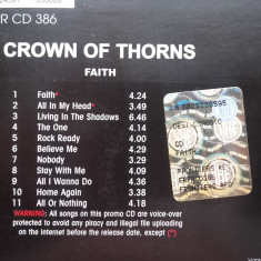 CD-URI MUZICA ROCK, POP-ROCK , LOT 4 CD-URI
