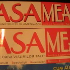 2 REVISTE CASA MEA-FEBR. SI AUGUST/2006-