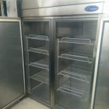 Congelator dublu inox 800L  140x70x200cm