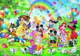 Puzzle Ravensburger - 1000 de piese - ZIUA DE NASTERE A LUI MICKEY