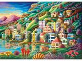 Puzzle Heidi - 1500 de piese - Hidden Harbor-ANDY RUSSELL