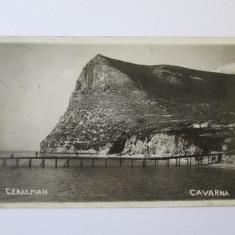 Cadrilater-Cavarna(judetul Caliacra),carte postala foto circulata 1935