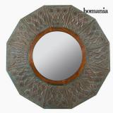Oglindă Rotund Bronz - Vintage Colectare by Homania