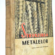 Strunjirea Metalelor - A. Ghilezean 1967
