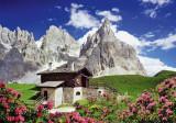 Puzzle Schmidt - 1500 de piese - Segantini Hut Dolomites