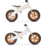 Bicicleta fara pedale Toyz Woody 2 in 1 Beige, Toyz by Caretero
