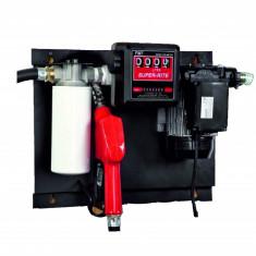 Pompa motorina cu filtru captator apa
