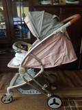 Carucior pentru copii Teknum, Roz
