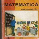 Matematică - manual pentru clasa a IV-a -  Marcela Peneș, Maria Bălașa, Clasa 4, Matematica