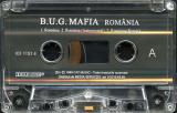 Vand caseta audio BUG Mafia-Romania,originala,fara coperta, Casete audio, cat music