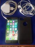IPhone 7, 128 gb, jet black, Negru Jet, 128GB
