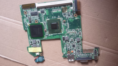 Placa de baza laptop Asus Eee PC ATOM 1.6GHZ 1005HA PN: 08G2005HA12F DEFECTA foto