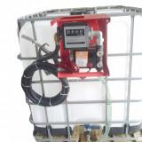 Bazin IBC cu pompa motorina